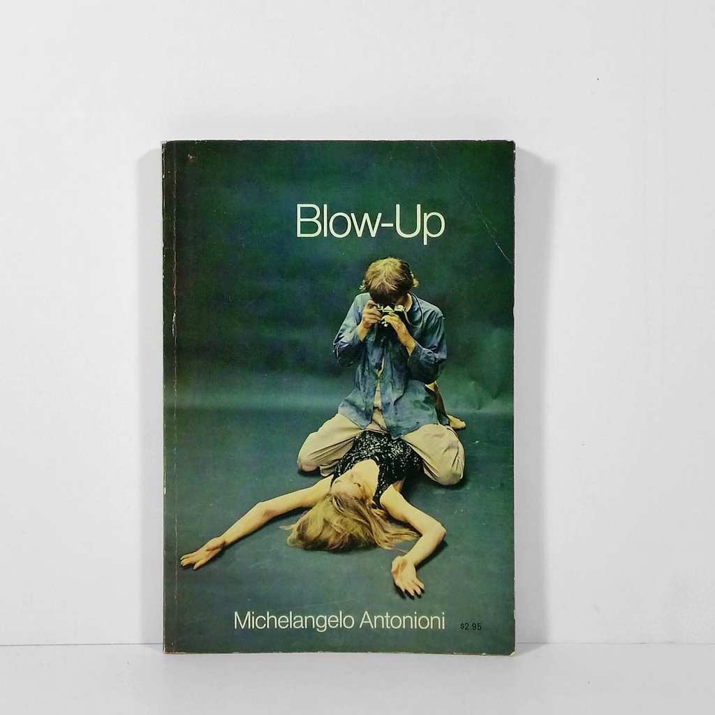 'Blow-Up' published by Simon and Schuster.